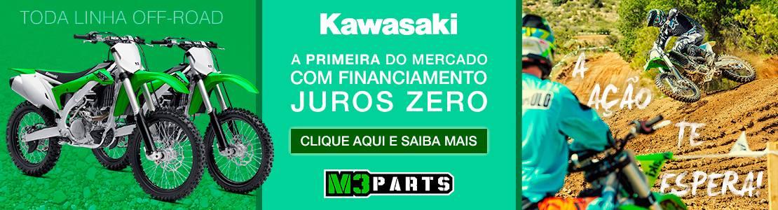 Kawasaki - M3 Parts