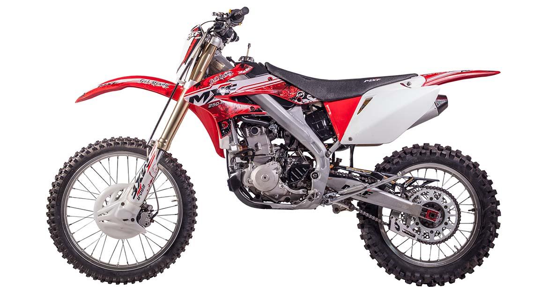 MXF 250cc no Salão Duas Rodas 2015