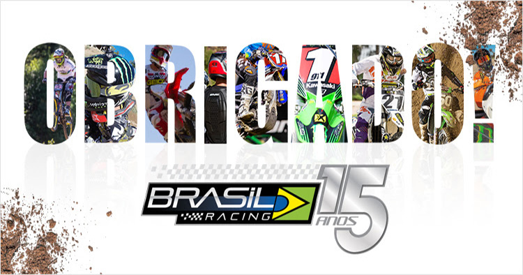 Brasil Racing 15 anos