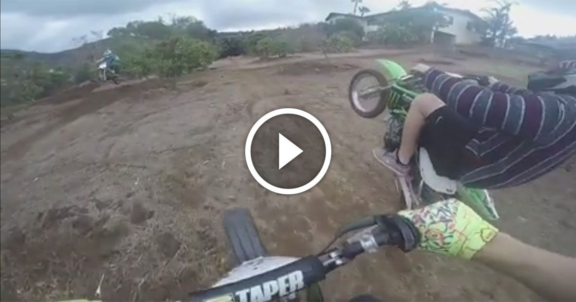 Motocross - Mini Trilha