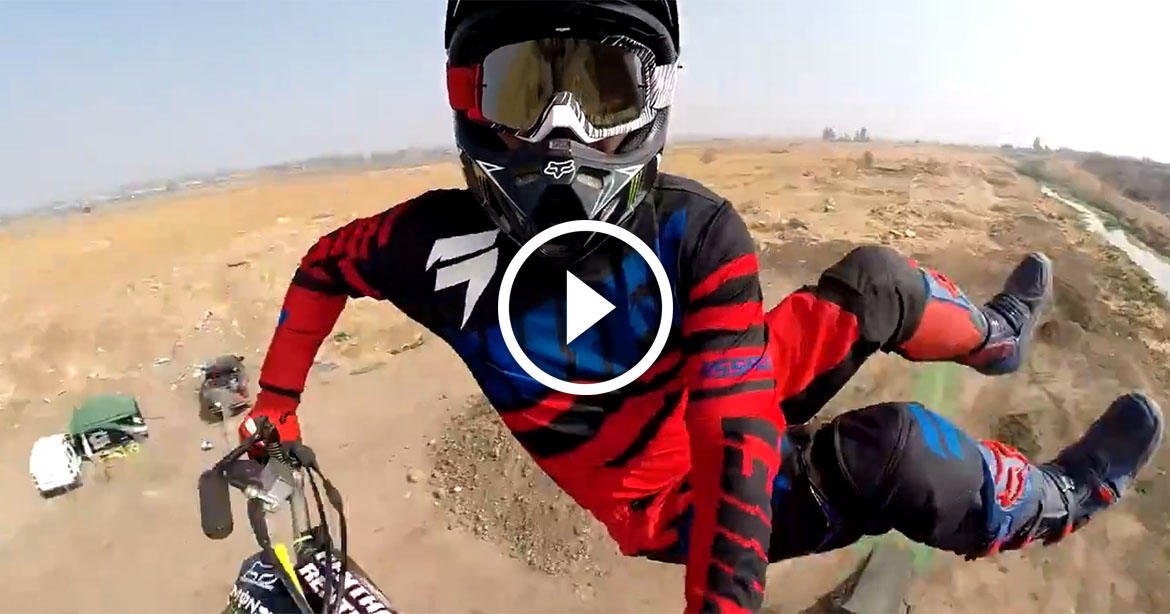 moto off road marco chino gonzalez freestyle